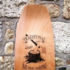 Performance Wooden Bodyboard